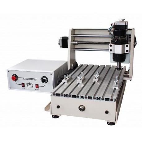 Frezarka stołowa grawerka CNC ploter frezujący 3040SMALL GRAND CENTRAL