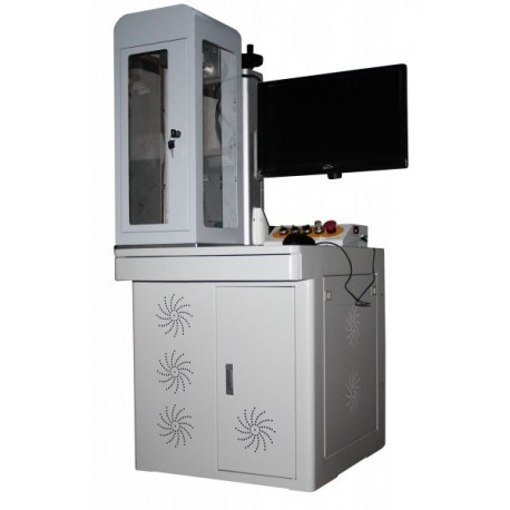 Znakowarka laserowa GRAND CENTRAL FIBER 10W galvo