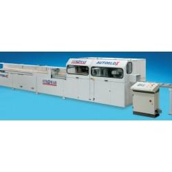 Automatyczne centrum do produkcji elementów z bala drewnianego STROMAB AUTOBLOX