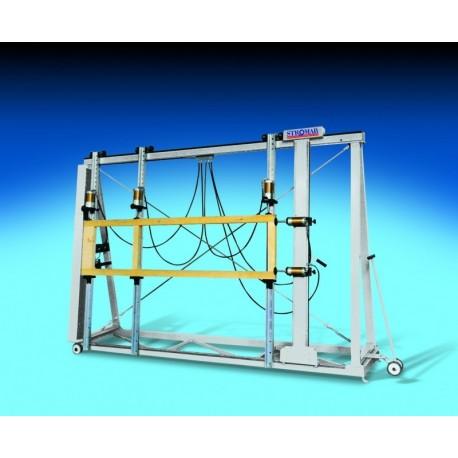 Prasa hydrauliczno-pneumatyczna STROMAB STP