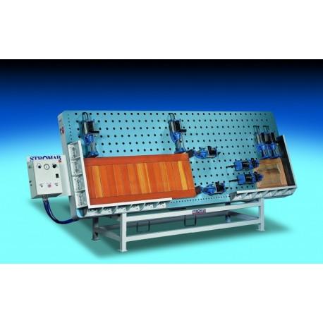 Uniwersalna prasa pneumatyczna STROMAB STC/B