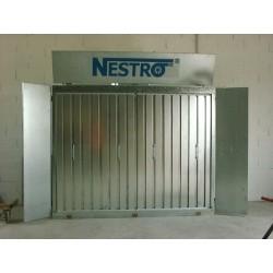 Ściana lakiernicza sucha typ NFW 3020