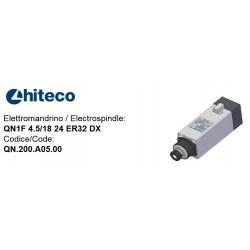 Elektrowrzeciono wrzeciono SCM HITECO 4.5kW