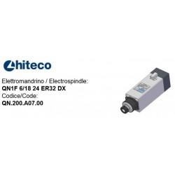 Elektrowrzeciono wrzeciono SCM HITECO 6kW 24000