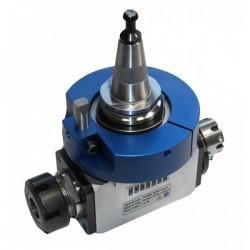 Agregat HITECO SCM ISO30 do CNC
