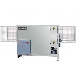 KUPER FFM 470 maszyna do suszenia klejonego forniru, rozszerzenie linii produkcyjnej