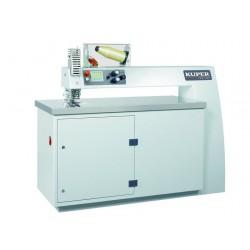 Spajarka nitkowa KUPER FWS 1250 maszyna do łączenia forniru