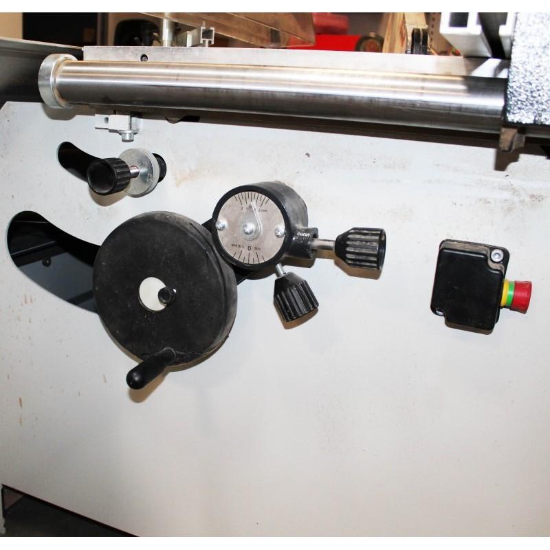 Oryginał Piła formatowa Robland Z 3200 - maszyna używana - Holzing Maszyny FJ69