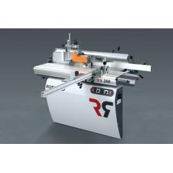 Maszyna wieloczynnościowa, kombi, 5w1 ROBLAND HX 260