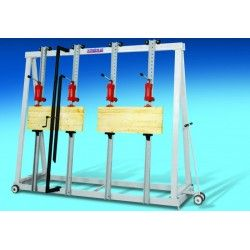Prasa hydrauliczno-pneumatyczna STROMAB STH