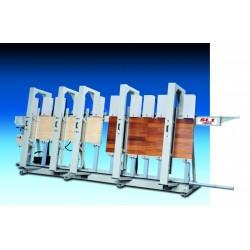 Prasa hydrauliczna do klejenia STROMAB SL1